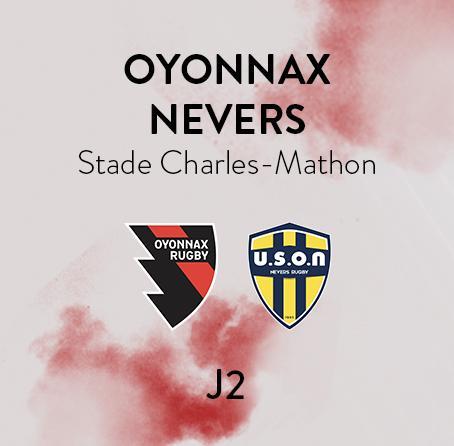 OYONNAX - NEVERS